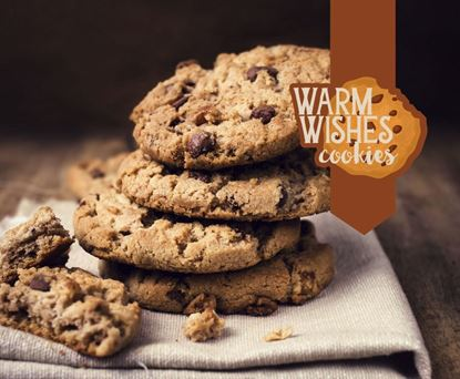 Picture of Warm Wishes Cookies